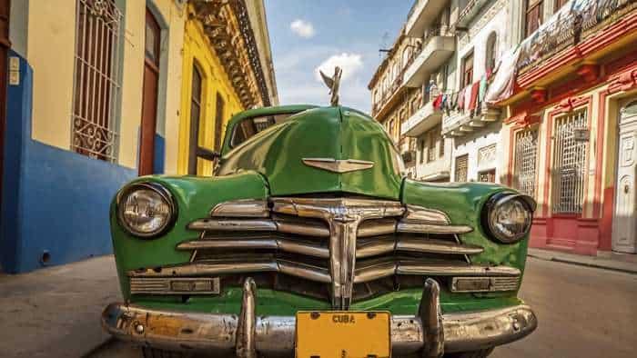 Once in a Lifetime Trips - Cuba
