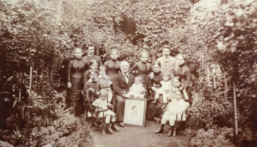 7 Ideas for Preserving Your Family History