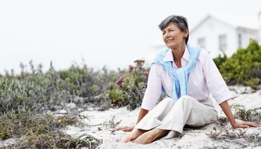 A Simple Lifestyle Reveals a Sophisticated Woman – Finding Happiness After 60
