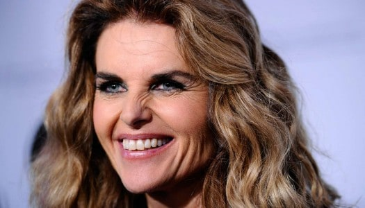 Happy 60th Birthday Maria Shriver – You Are a Wonderful Advocate for Women's Empowerment