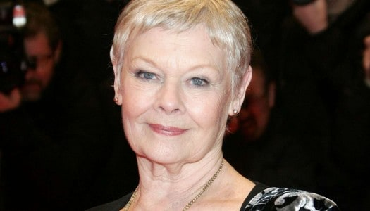 Why Dame Judi Dench is Having the Time of Her Life