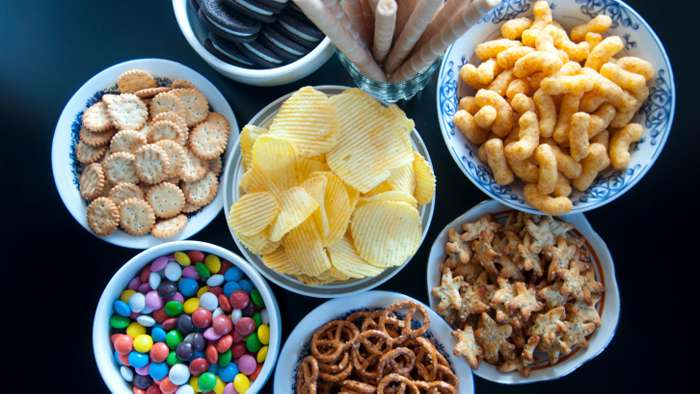 How to Sleep Better - Avoid Foods that Are High in Fat, Especially Processed Foods