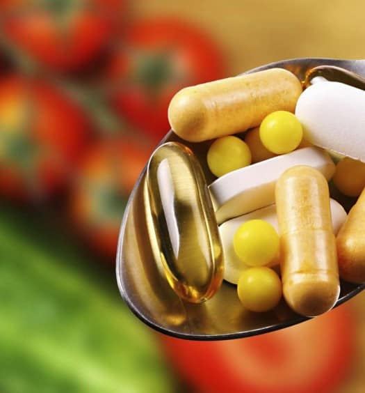 Anti-Aging Supplements