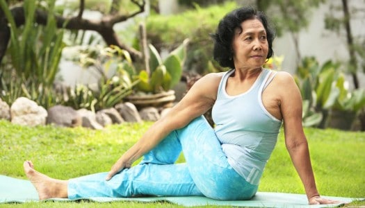 The Benefits of Yoga for Seniors: Yoga for Osteoporosis