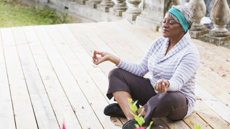 Lower Blood Pressure Naturally - Meditate