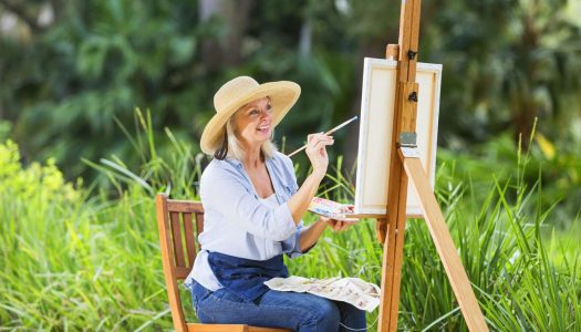 Women Over 60: It's Time to Discover the Power of Your Creative Mind