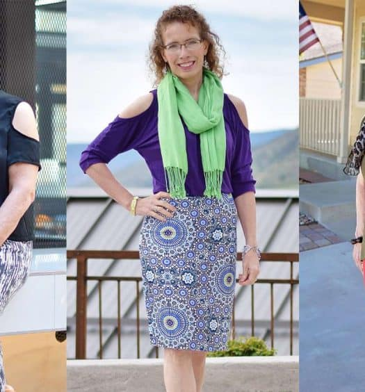 Summer Fashion for Women Over 60