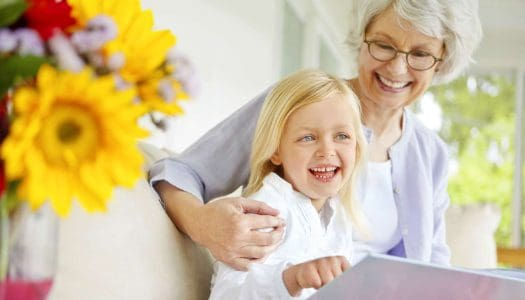 Passing On Your Family History to Your Grandkids