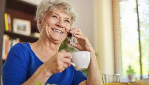Staying Connected After 60 – Have Text Messages Killed the Call?