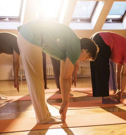 Starting Yoga as an Older Adult