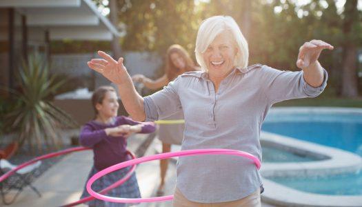Hey Grandparents – Babysitting Boosts Your Brain Power
