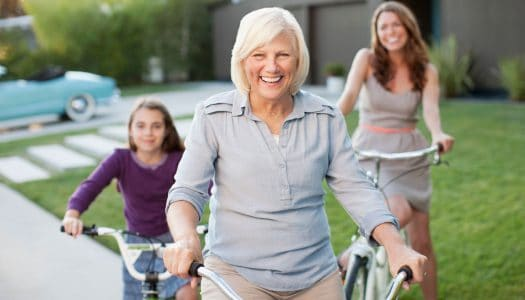 How Biking Can Bring You Closer to Your Grandkids