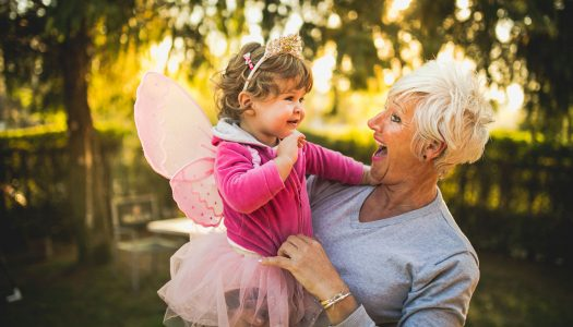 Being a Grandmother is the Best Job in The World