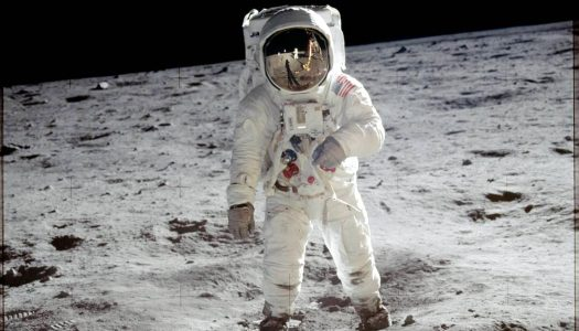 Candidates, Camp Letters and the First Moon Landing