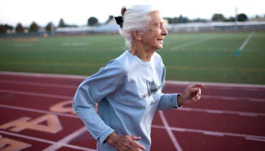 Marathon Runner Joy Johnson Proves It's Never Too Late to Start Something New