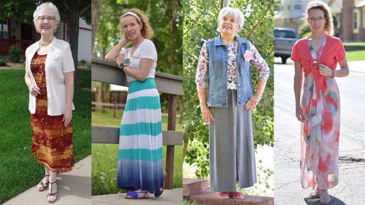 Fashion for Women Over 60