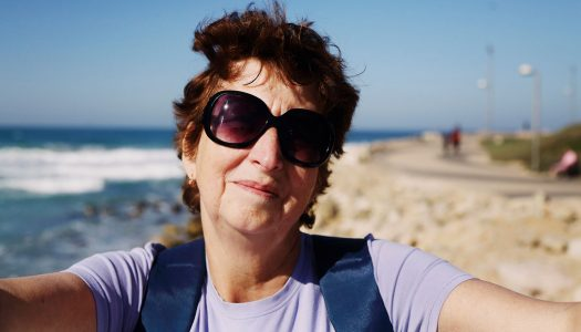 Newly Widowed Grandmother Turns to Educational Travel to Rediscover Herself… and Succeeds!