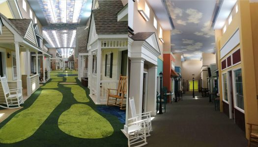 Unique Assisted Living Facility Uses Nostalgia to Make Alzheimer's Patients Feel at Home
