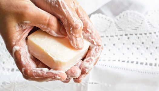 Am I the Only One Still Using Bar Soap? I Guess I'm Finally Getting Old!