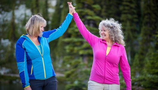 Celebrating Midlife from the Top of (Not Over!) the Hill