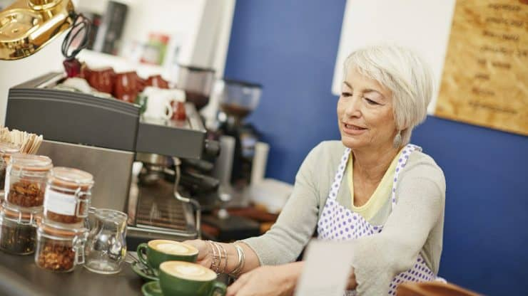 making money in retirement
