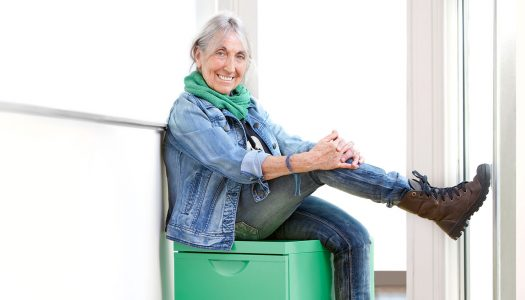 "A Fit of Jeanius: Forget the ""Experts!"" Women Over 60 Still Love their Jeans"
