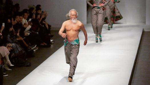 At Age 80, This Man May Be the World's Hottest Grandpa