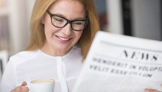 Avoiding Negative News, a Last Minute Election Shock and Retirement Tips