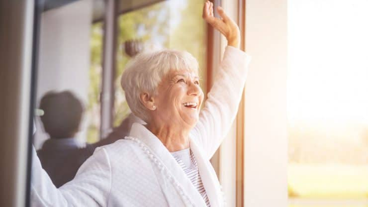 being grateful after 60