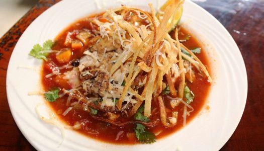 My Delicious Homemade Chicken Tortilla Soup Recipe