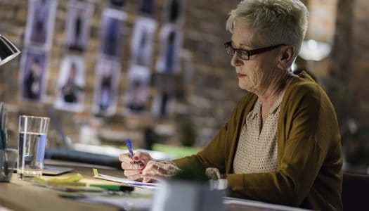 3 Ways a Worry Diary Can Contribute to Healthy Aging After 60