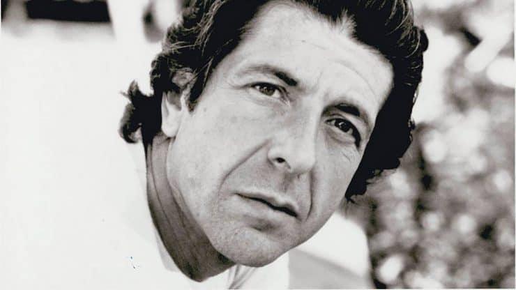 Tribute to Leonard Cohen
