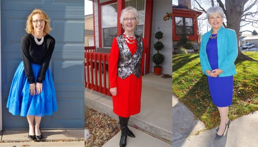 4 Fun and Fabulous Holiday Looks for Women Over 60