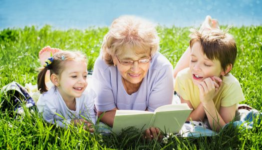 Life Lessons from Our Grandkids