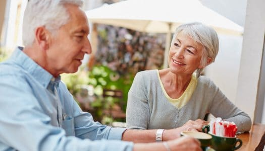 Not Looking for Love? No Problem! Senior Dating is Still a Great Way to Make Friends