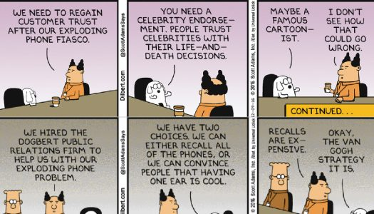 8 Controversial Life Lessons from the Creator of the Dilbert Comic Strip