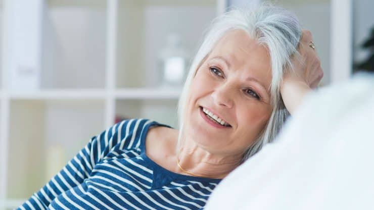 finding happiness after 60