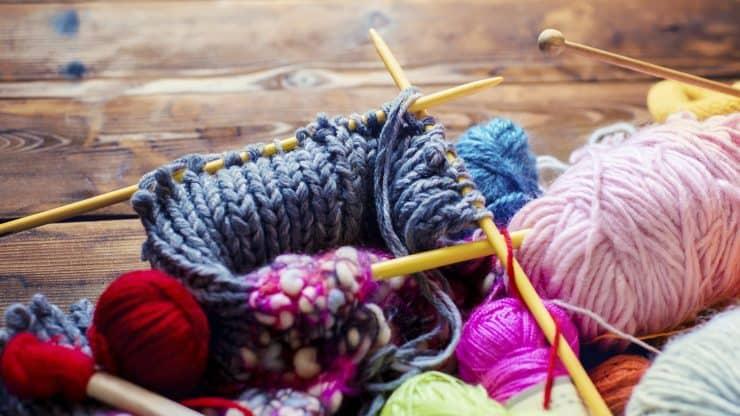Yarns-Knitting-Patterns