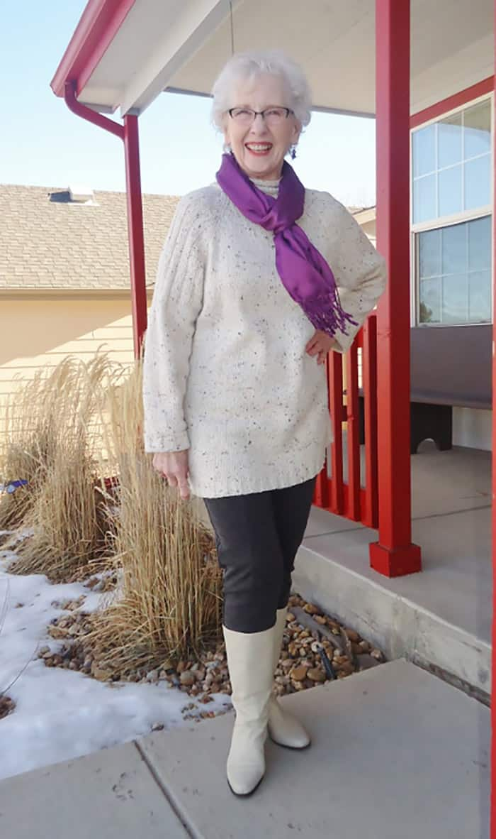 Yes, You Can Look Great in Your Leggings After 50! Here\u0027s How
