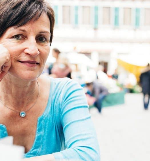 Senior woman Life After a Divorce