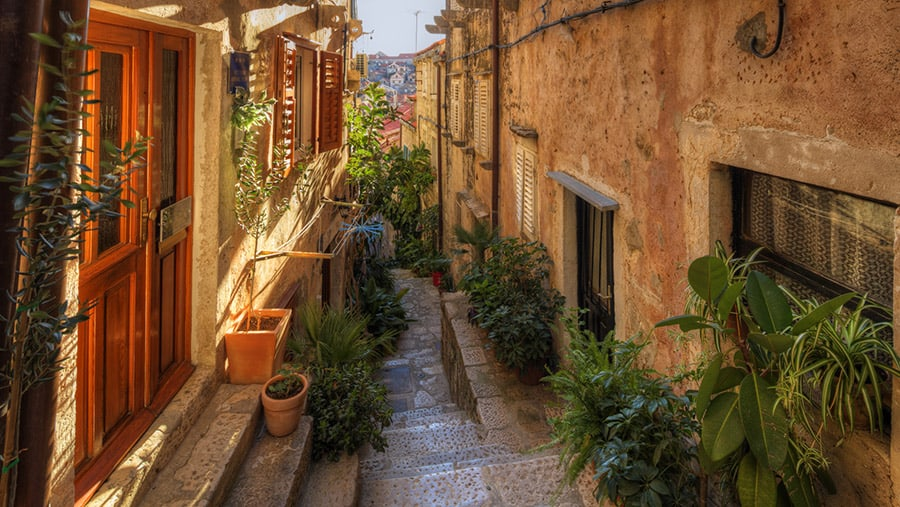 Dubrovnik senior travel