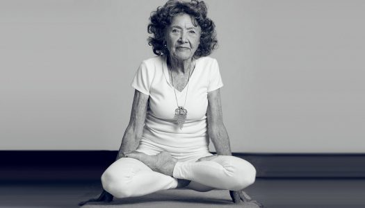 98-Year-Old Yogi Proves that Yoga for Seniors is Both Powerful and Beautiful