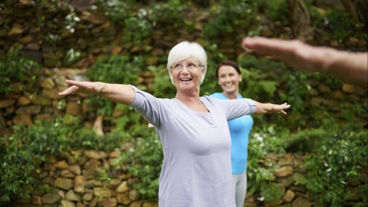 Exercise for Over 60 Women