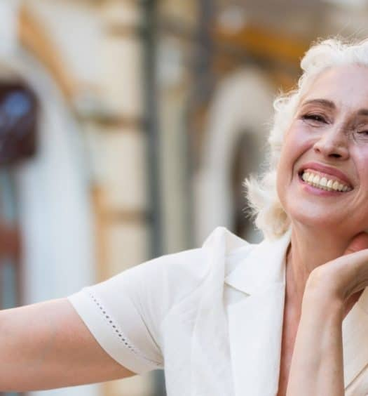 Mature Woman After 60