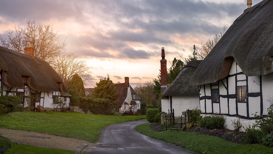 England Roadscholar