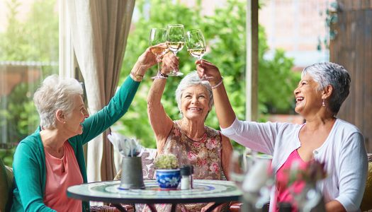 Turning 70 is a Reason to Celebrate – So, Love, Dance and Live!