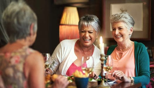 Fashion Tips for Women Over 60: What to Wear to a Casual Dinner