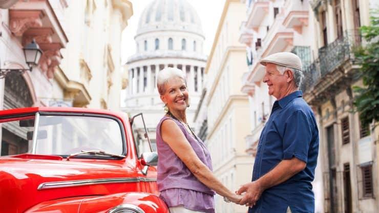 Senior Travel Senior Tours Cuba
