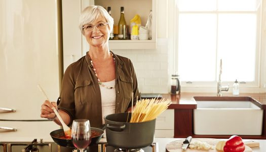 How to Adopt Healthy Eating Habits When You're Only Cooking for One or Two