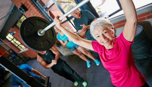 Weight Training for Seniors: The Importance of Strength Training in Your 60s